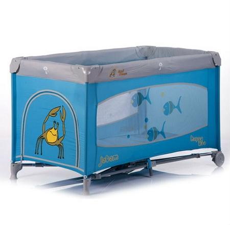 Манеж-кровать Jetem C3
