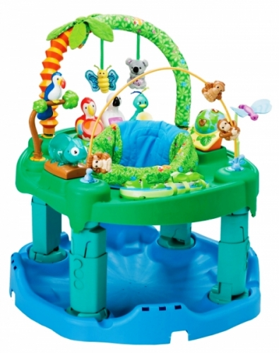 Игровой центр Evenflo ExerSaucer Jungle