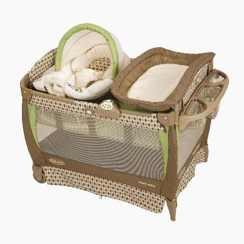 graco cuddle cove размер в упаковке Детский манеж-кровать Graco Cuddlecove - купить в Москве