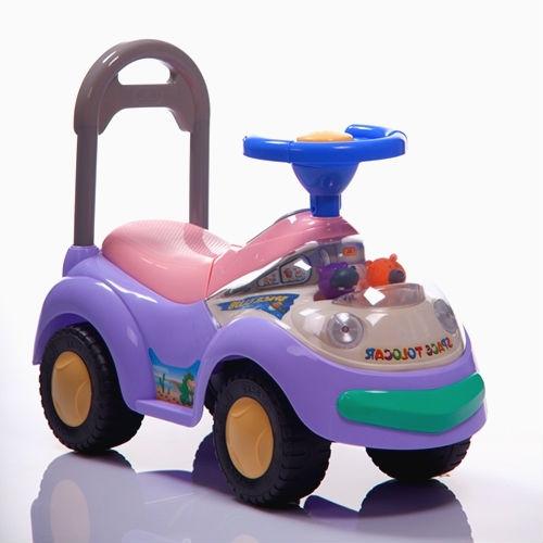 Машинка-каталка Jetem Tolocar
