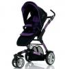 Коляски для новорожденных Jetem 3-Tec / Цвет Purple Black