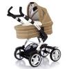 Коляска для новорожденных Jetem 4-Tec / Цвет Ranger