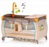 Манеж-кровать двухуровневый HAUCK Baby Center / Цвет Bear