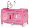 Манеж-кровать Hauck Baby Center / Цвет Butterfly