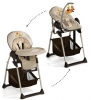 Стульчик Hauck Sit n Relax 2 в 1 и шезлонг для новорожденных / Цвет Pooh Doodle Brown