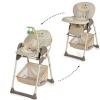 Стульчик Hauck Sit n Relax 2 в 1 и шезлонг для новорожденных