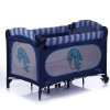 Манеж-кровать Jetem C1 / Цвет Dolphin