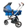 Легкая коляска для новорожденных Jetem N-Joy / Цвет Blue