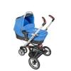 Коляска трансформер для новорожденных Jetem N-Joy / Blue