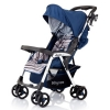 Прогулочная коляска Baby Care Avia легкая / Цвет Blue (Блю+полоски)