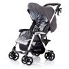 Прогулочная коляска Baby Care Avia легкая / Цвет Grey (Грей + полоски)