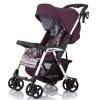 Прогулочная коляска Baby Care Avia легкая / Цвет Purple (Пурпл + полоски)