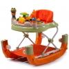 Детские ходунки Jetem Bravo / Цвет Orange-green