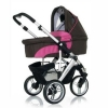 Коляски для новорожденных Jetem Cobra (FD Design) / Цвет Raspberry Dark Brown