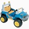 Электромобиль детский Jetem Ranger с пультом / Цвет Blue (Блю)