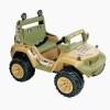 Электромобиль Jetem Ranger с пультом / Цвет Cream (Крем)