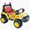 Двухмоторный электромобиль Jetem Ranger с пультом / Цвет Yellow (Еллоу)