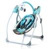 Электрокачели для новорожденных Jetem Breeze / Цвет Blue summer (блю саммер)