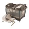 Манеж-кровать Graco Cuddle Сove с люлькой-качалкой для новорожденных