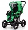 Коляски для новорожденных  Jetem Pramy-Luxe / Цвет Avocado