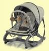 Шезлонг для новорожденных Jetem Premium / Цвет Grey