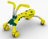 Каталка QuickSmart Scramble Bug / Цвет yellow/green (Еллоу)