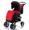 Прогулочная коляска Baby Care Voyager / Цвет Red