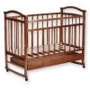 Детская деревянная кроватка Золушка-2 / Орех