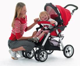 до какого возврамта можно возить деток в прогулочной коляске отзывы